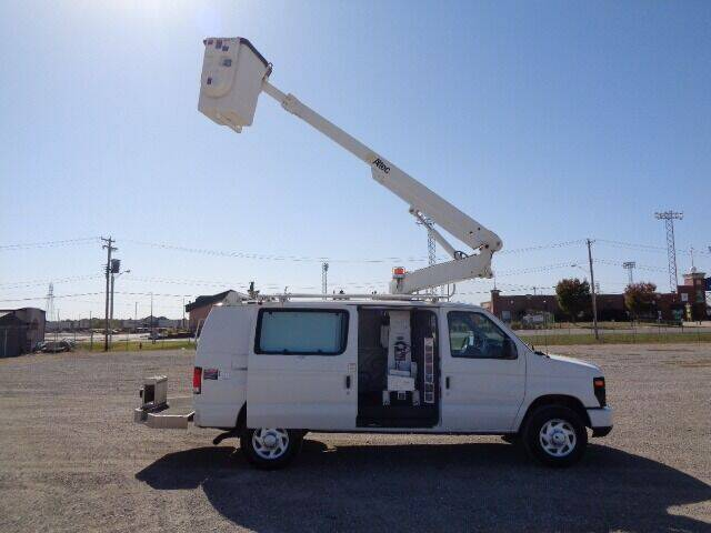2014 Ford E-Series Cargo for sale at SLD Enterprises LLC in Sauget IL
