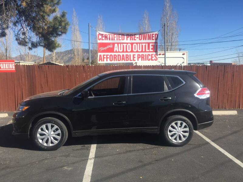 2016 Nissan Rogue for sale at Flagstaff Auto Outlet in Flagstaff AZ