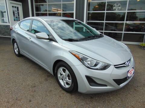 2014 Hyundai Elantra for sale at Akron Auto Sales in Akron OH