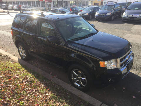 2010 Ford Escape for sale at UNION AUTO SALES in Vauxhall NJ