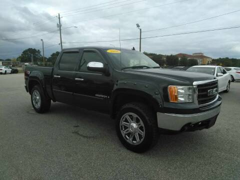 2008 GMC Sierra 1500 for sale at Kelly & Kelly Supermarket of Cars in Fayetteville NC