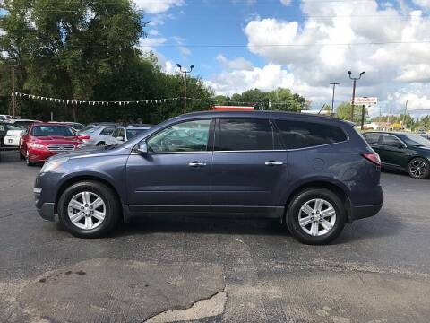 2013 Chevrolet Traverse for sale at Car Zone in Otsego MI