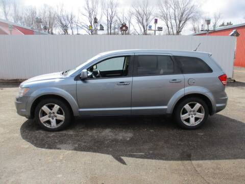 2009 Dodge Journey for sale at Chaddock Auto Sales in Rochester MN
