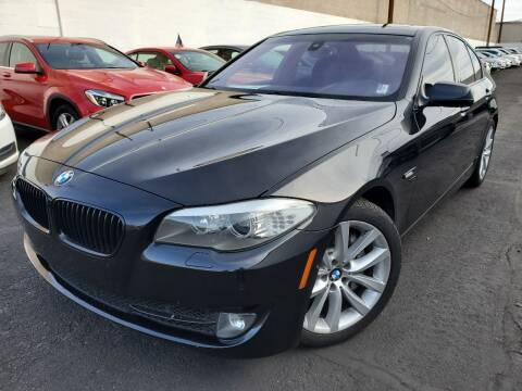 2012 BMW 5 Series for sale at Auto Center Of Las Vegas in Las Vegas NV