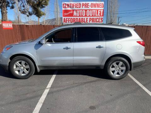 2011 Chevrolet Traverse for sale at Flagstaff Auto Outlet in Flagstaff AZ