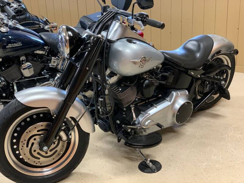 2011 Harley-Davidson FatBoyLow