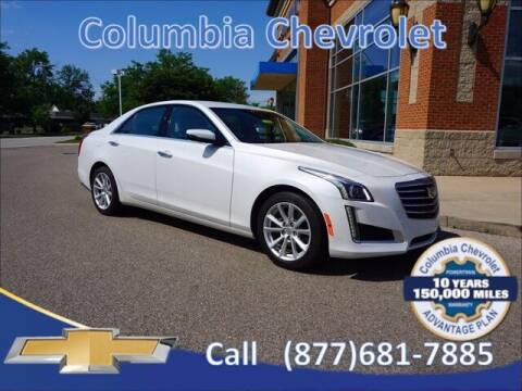 2018 Cadillac CTS for sale at COLUMBIA CHEVROLET in Cincinnati OH