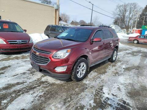 2017 Chevrolet Equinox for sale at MOE MOTORS LLC in South Milwaukee WI