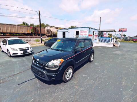 2013 Kia Soul for sale at DISCOUNT AUTO SALES in Murfreesboro TN
