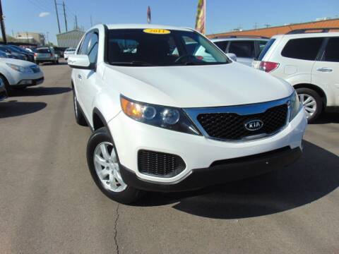 2011 Kia Sorento for sale at Avalanche Auto Sales in Denver CO