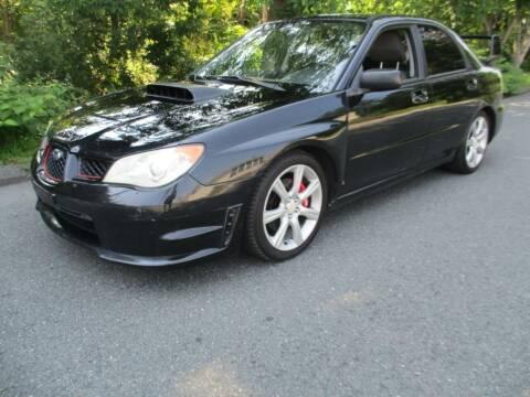 2007 Subaru Impreza for sale at Route 16 Auto Brokers in Woburn MA