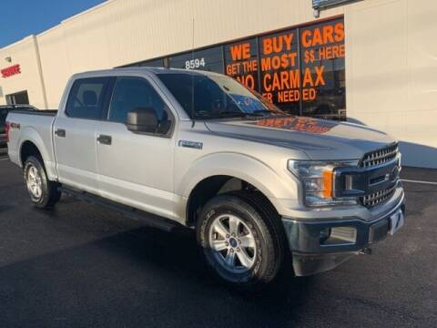 2018 Ford F-150 for sale at Hi-Lo Auto Sales in Frederick MD