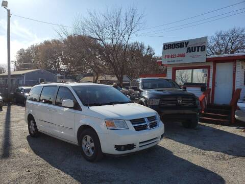 2009 Dodge Grand Caravan for sale at Crosby Auto LLC in Kansas City MO