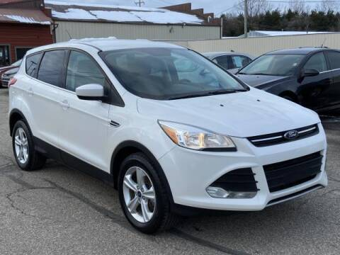 2015 Ford Escape for sale at Miller Auto Sales in Saint Louis MI