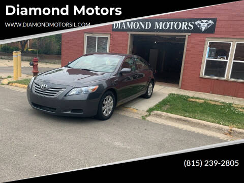 2007 Toyota Camry Hybrid for sale at Diamond Motors in Pecatonica IL