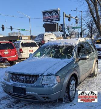 2006 Ford Freestyle for sale at Corridor Motors in Cedar Rapids IA