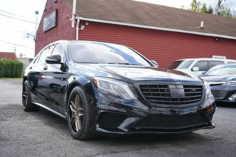 2015 Mercedes-Benz S-Class for sale at HD Auto Sales Corp. in Reading PA