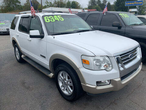 2006 Ford Explorer for sale at Wheel'n & Deal'n in Lenoir NC