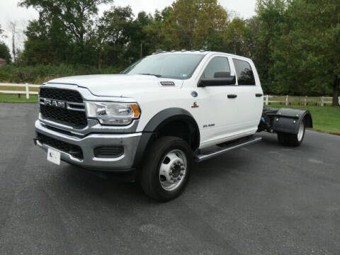 2020 RAM Ram Chassis 5500 for sale at Woodcrest Motors in Stevens PA