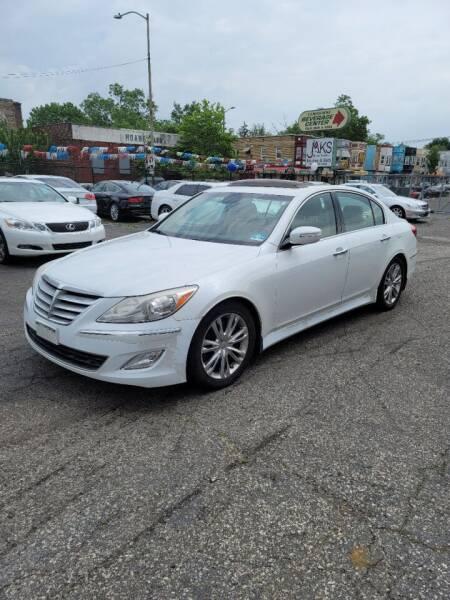 2013 Hyundai Genesis for sale at Deals R Us Auto Sales Inc in Landsdowne PA