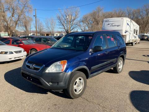 2004 Honda CR-V for sale at AFFORDABLY PRICED CARS LLC in Mountain Home ID
