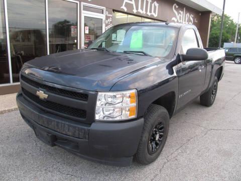 2008 Chevrolet Silverado 1500 for sale at Arko Auto Sales in Eastlake OH
