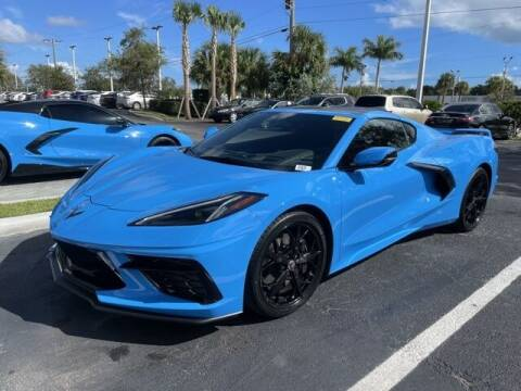 2021 Chevrolet Corvette for sale at PHIL SMITH AUTOMOTIVE GROUP - Toyota Kia of Vero Beach in Vero Beach FL
