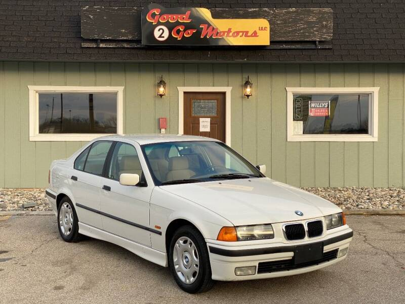 1997 BMW 3 Series for sale at Good 2 Go Motors LLC in Adrian MI