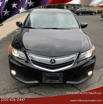 2013 Acura ILX for sale at MD Euro Auto Sales LLC in Hasbrouck Heights NJ
