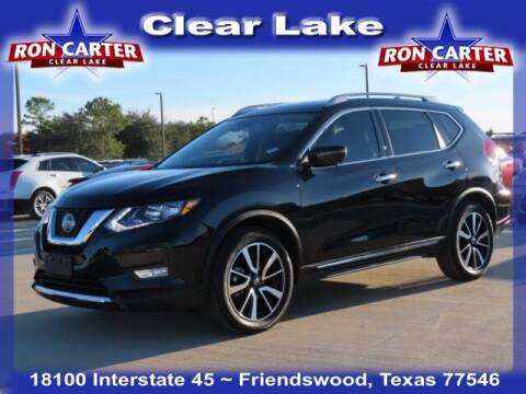 2020 Nissan Rogue for sale at Ron Carter  Clear Lake Used Cars in Houston TX