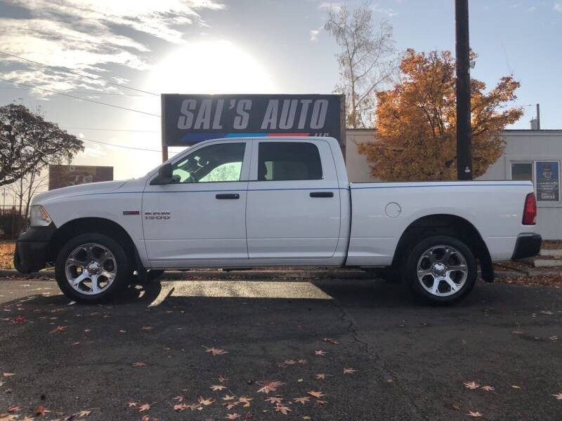 2016 RAM Ram Pickup 1500 for sale at Sal's Auto in Woodburn OR