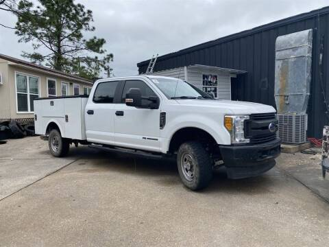 2017 Ford F-250 Super Duty for sale at Direct Auto in D'Iberville MS