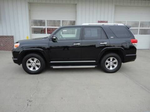 2013 Toyota 4Runner for sale at Quality Motors Inc in Vermillion SD