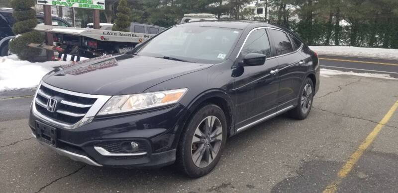 2015 Honda Crosstour for sale at Central Jersey Auto Trading in Jackson NJ