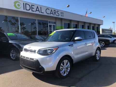 2014 Kia Soul for sale at Ideal Cars East Mesa in Mesa AZ