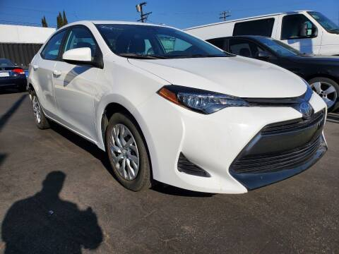 2019 Toyota Corolla for sale at GENERATION 1 MOTORSPORTS #1 in Los Angeles CA