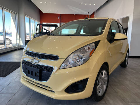 2014 Chevrolet Spark for sale at Evolution Autos in Whiteland IN