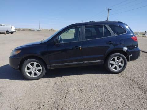 2007 Hyundai Santa Fe for sale at PYRAMID MOTORS - Pueblo Lot in Pueblo CO