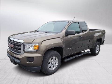 2016 GMC Canyon for sale at Fitzgerald Cadillac & Chevrolet in Frederick MD