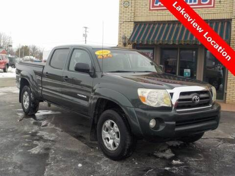 2010 Toyota Tacoma for sale at Austins At The Lake in Lakeview OH