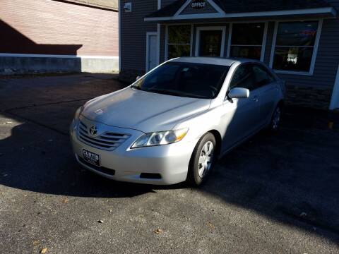 2009 Toyota Camry for sale at CURTIS AUTO SALES in Pittsford VT
