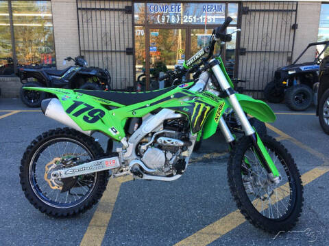 2019 Kawasaki KX250F for sale at ROUTE 3A MOTORS INC in North Chelmsford MA