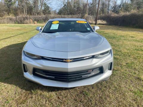 2017 Chevrolet Camaro for sale at CAPITOL AUTO SALES LLC in Baton Rouge LA