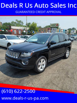 2015 Jeep Compass for sale at Deals R Us Auto Sales Inc in Lansdowne PA