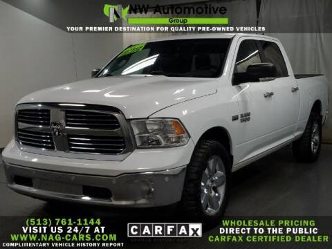2017 RAM Ram Pickup 1500 for sale at NW Automotive Group in Cincinnati OH