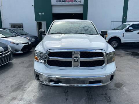 2013 RAM Ram Pickup 1500 for sale at Dream Cars 4 U in Hollywood FL