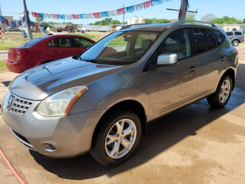 2009 Nissan Rogue for sale at QUICK SALE AUTO in Mineola TX
