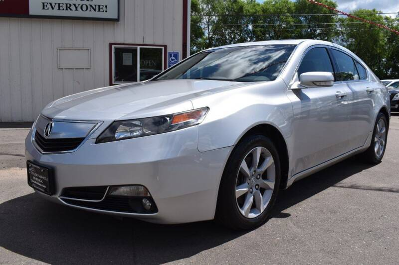2012 Acura TL for sale at Dealswithwheels in Inver Grove Heights MN