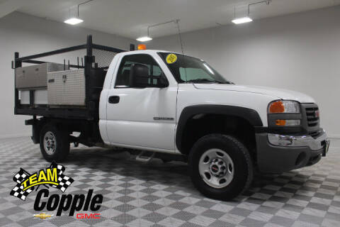 2007 GMC Sierra 3500 CC Classic for sale at Copple Chevrolet GMC Inc in Louisville NE