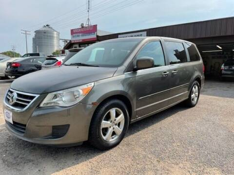 2010 Volkswagen Routan for sale at WINDOM AUTO OUTLET LLC in Windom MN
